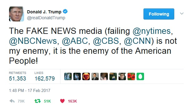 DJT MSM Enemy